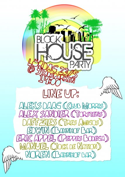Block House Party